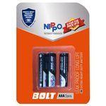 Nippo Batteries - AAA, Bolt