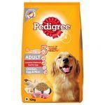 Pedigree Dog Food - Adult, High Protein (Chicken,Egg & Rice)