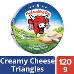 The Laughing Cow Creamy Cheese Triangles 120 g