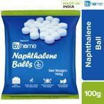BB Home Naphthalene Balls 100 g Pouch