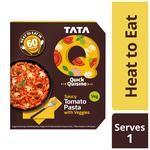 TATA Q Heat To Eat - Saucy Tomato Pasta With Veggies 290 g