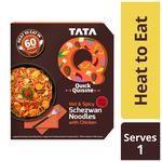 TATA Q Heat to Eat - Hot & Spicy Schezwan Noodles with Chicken 305 g