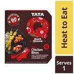 TATA Q Heat To Eat - Spicy Chicken Bites 180 g