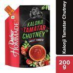 Dabur Hommade - Kalonji Tamatar Ki Chutney 200 gm