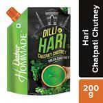 Dabur Hommade - Dilli Ki Hari Chatpati Chutney 200 g