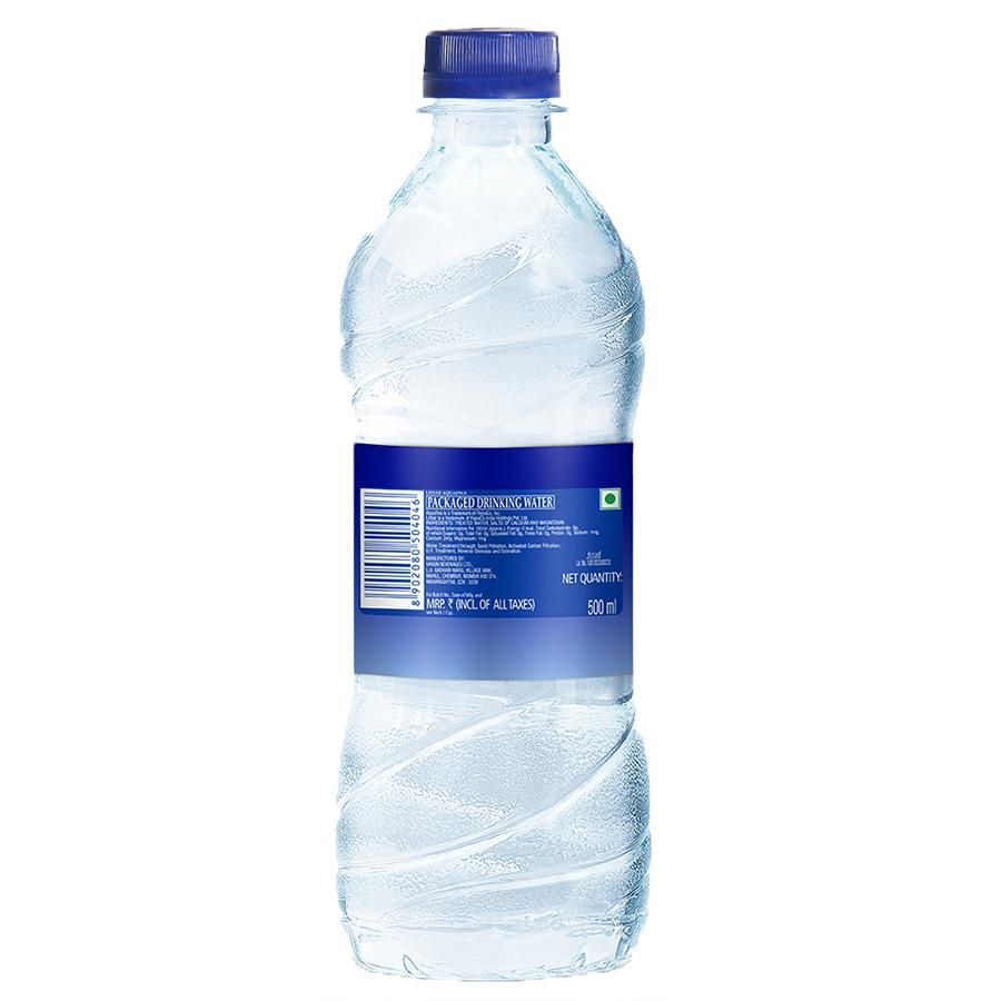 Buy Aquafina Packaged Drinking Water 500 Ml Online At Best Price - bigbasket