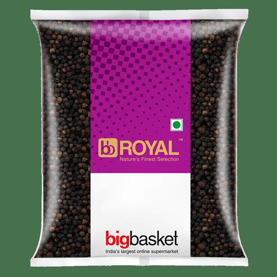 bb Royal Black Pepper/Kali Mirch, 200 g