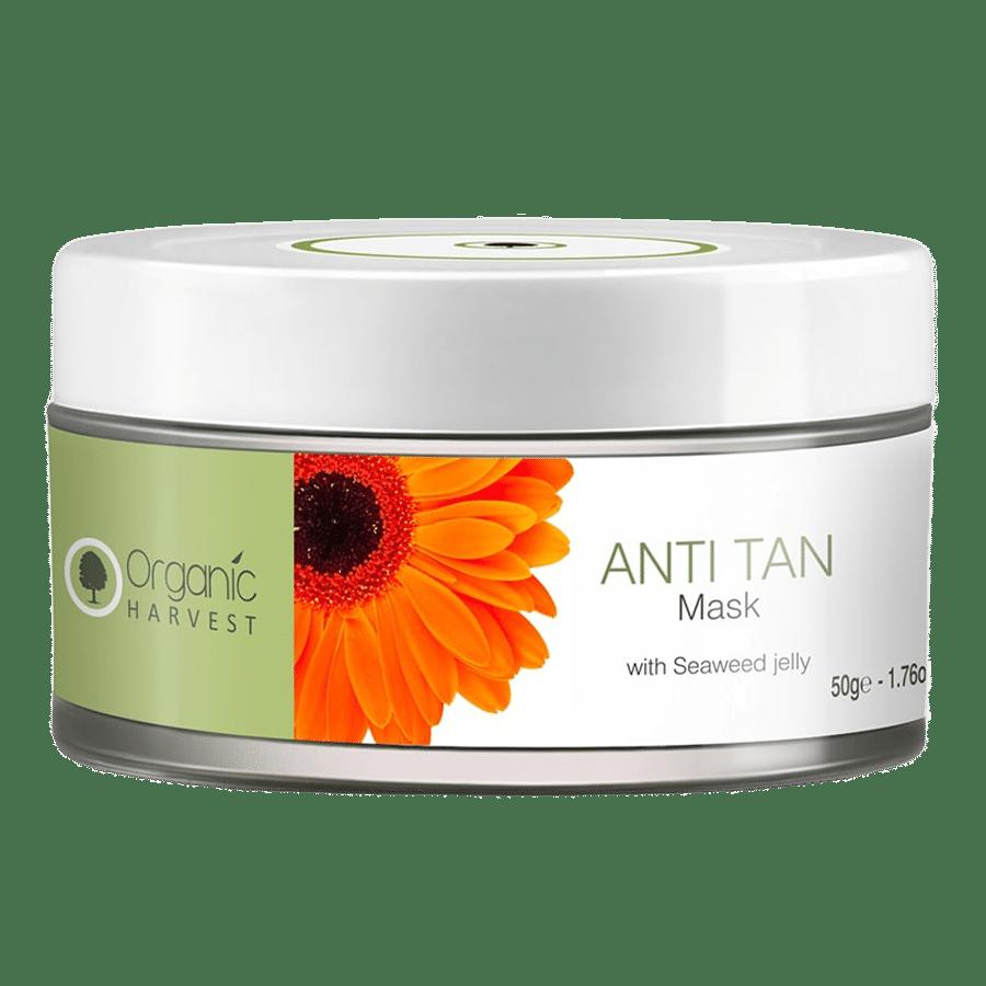 4cb589cf27b Buy Organic Harvest Anti Tan Masque 50 Gm Online At Best Price - bigbasket