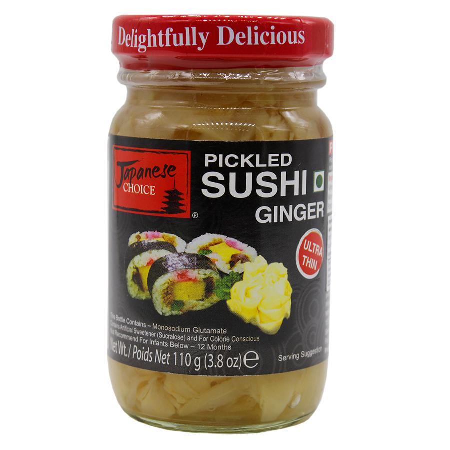 Buy Japanese Pickled Sushi Ginger 110 Gm Online At Best Price Bigbasket