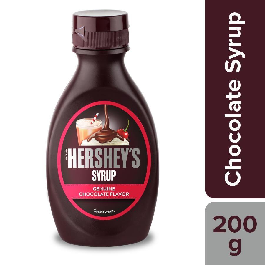 Buy Hersheys Syrup Chocolate Flavour 200 Gm Online At Best Price Bigbasket