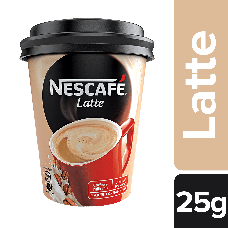 Buy Nescafe Latte Xpress 25 Gm Online At Best Price Bigbasket