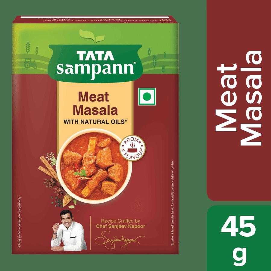 Tata Sampann Masala - Meat, 45 g