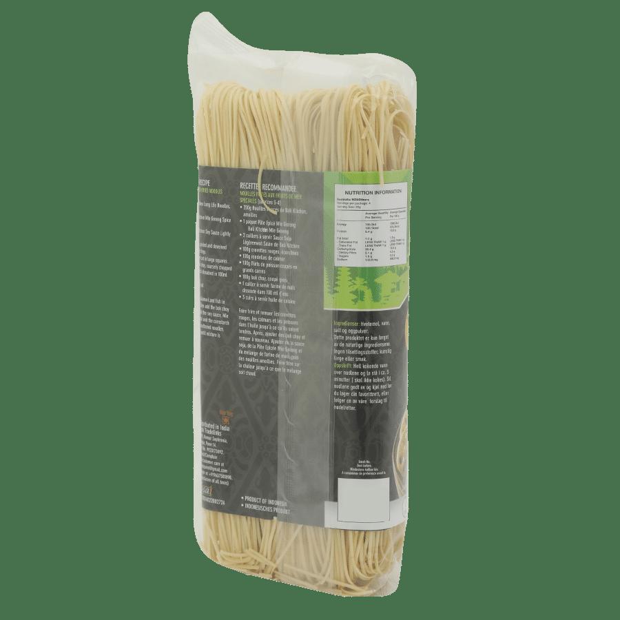 Bali Kitchen Noodles - Long Life Egg, 200 g