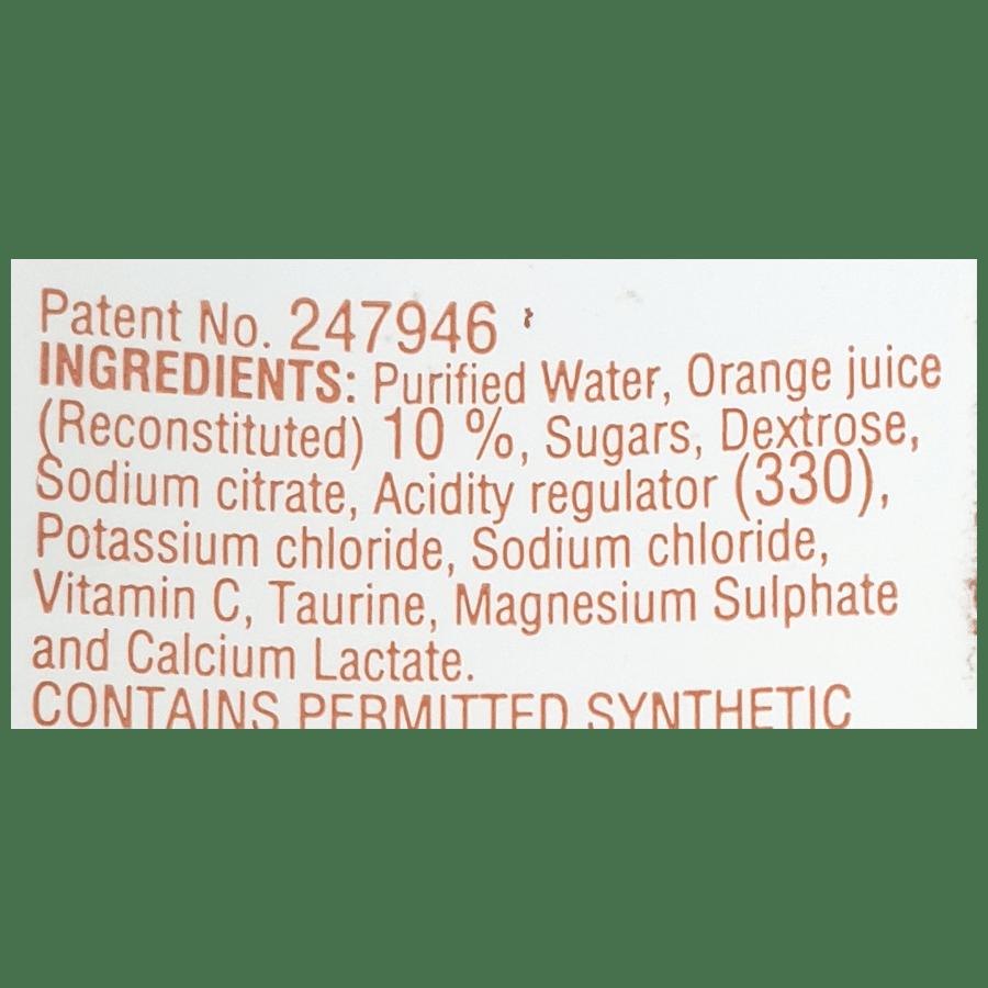 ORSL Health Drink - Plus Orange, 200 ml