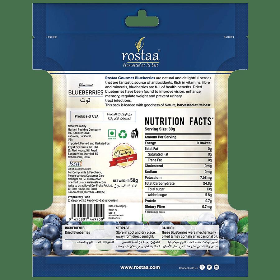Rostaa Blueberry, 50 g