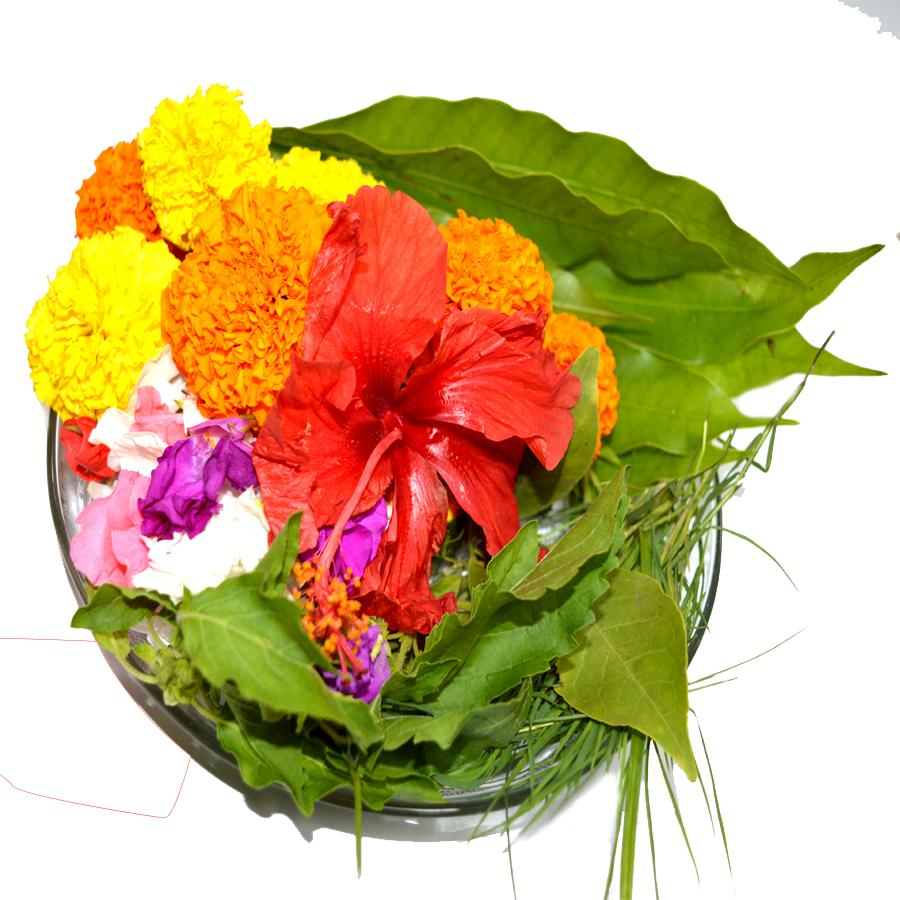 Buy Fresho Puja Flower Mix Online At Best Price Bigbasket
