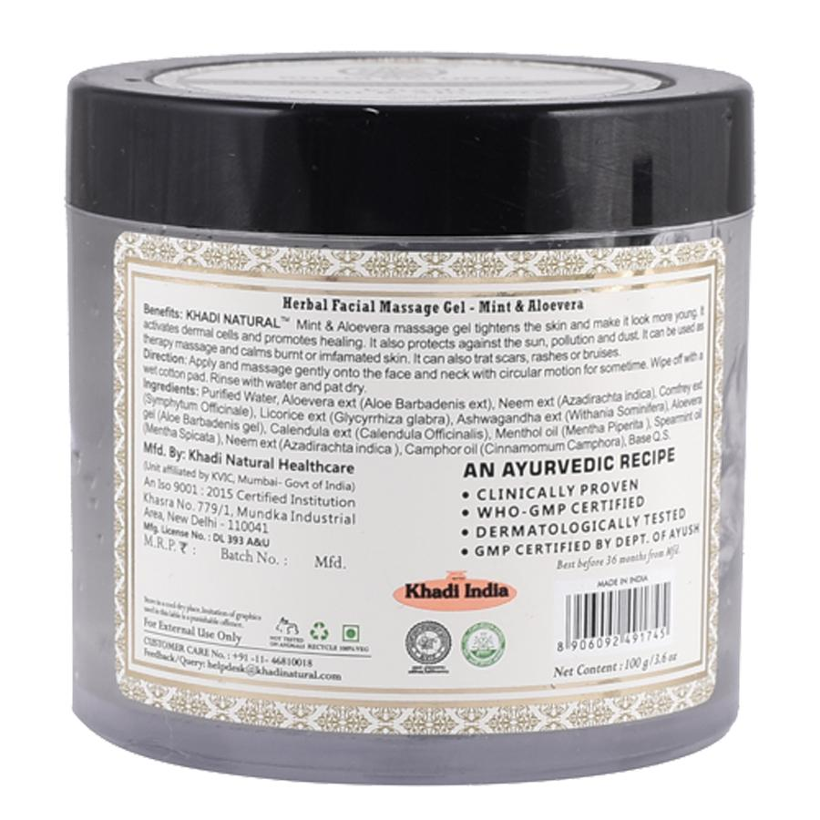 Buy Khadi Natural Herbal Mint