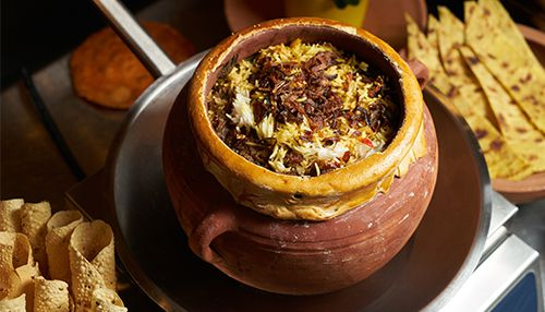 Handi Biryani Recipe How To Make Handi Biryani Recipe Bigbasket Cookbook Bigbasket Com