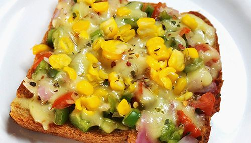 Image result for Cheese Corn Toast: