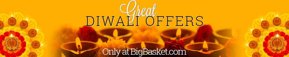 Big Basket Diwali offers