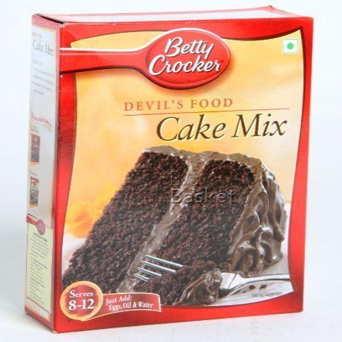 Betty Crocker Devils Food Banana Cake Recipe