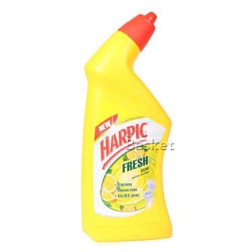 Harpic Bathroom Floor Cleaner : Harpic toilet cleaner fresh citrus ml bottle buy