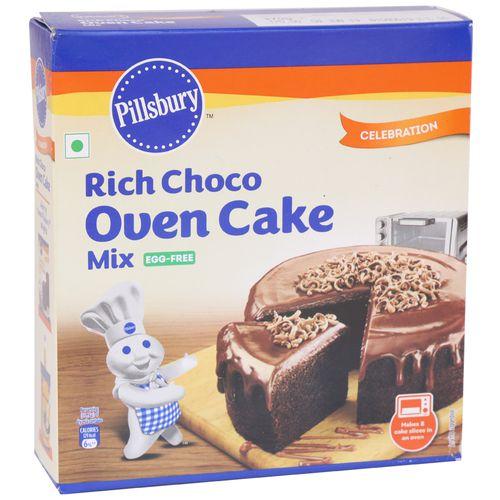 Pillsbury Rich Choco Cake Mix Recipe