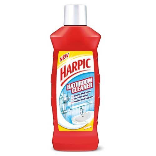 Harpic Bathroom Cleaner Lemon 500 Ml Buy Online At Best