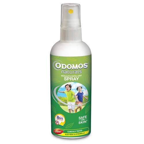 Review-Odomos Mosquito Repellent Patch Pretty
