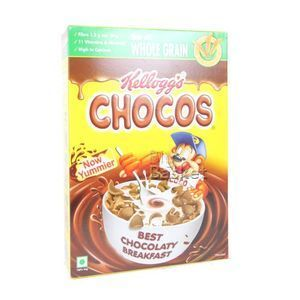 Kelloggs Chocos Chocolaty Breakfast 375 gm