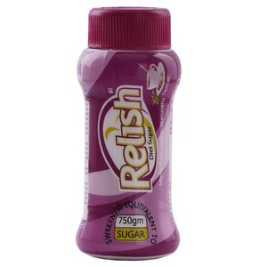 Relish Diet Sugar 75 gm