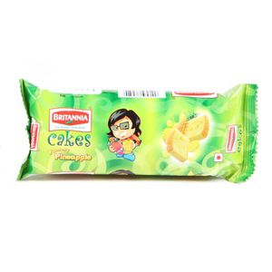 Britannia  Cakes Pineapple 60 gm