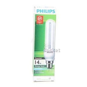 Philips Essential Energy Saver CFL Lamp - 14 watts 1 nos