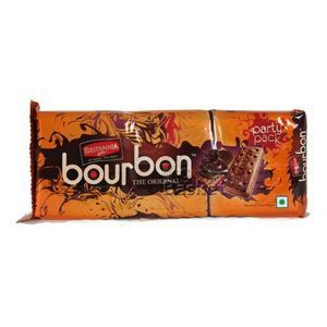 Britannia  Bourbon Biscuits 150 gm