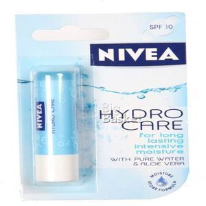 Nivea Lips Care with Pure Water & Aloe Vera 4.8 gm