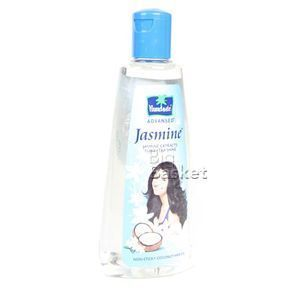 Parachute Advanced Jasmine Non Sticky Coconut Hair Oil 200 ml