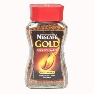 Nescafe Gold Decaffeinated 100 gm