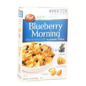 Post Select Blueberry Morning 382 gm