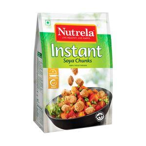 Nice image showing nutrela soya recipe