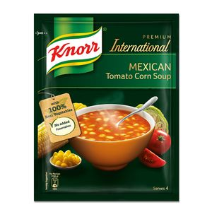 Knorr Soup - Mexican Tomato Corn International 52 gm Pouch: Buy online ...