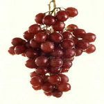 Fresho Grapes Flame Seedless 1 kg