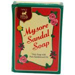 Mysore Sandal Soap with Pure Sandalwood Oil 75 gm