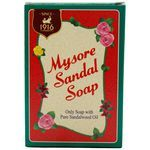 Mysore Sandal Soap with Pure Sandalwood Oil 125 gm
