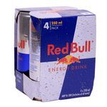 Red bull Energy Drink 250 ml Pack of 4