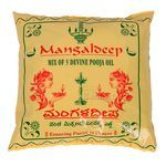 mangaldeep Mix of 5 Divine Pooja Oil 500 ml
