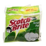 Scotch Brite Scrub Pad 3 nos