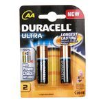 Duracell Batteries - Ultra (AA) 2 nos
