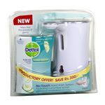 Dettol No-Touch Hand Wash System - Hydrating Cucumber Splash 250 ml