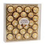 Ferrero Ferrero Rocher - Crisp Hazelnut & Milk Chocolate Wafer Biscuit 300 gm
