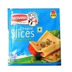 Britannia  Cheese Slice Processed Cheddar 200 gm